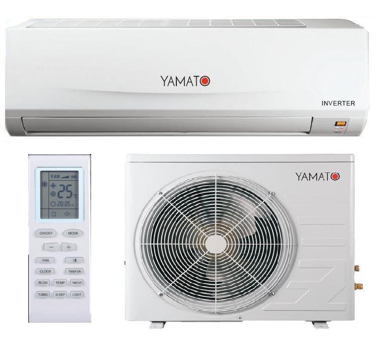 Aer conditionat Aparat de aer conditionat Yamato 9000 btu Inverter