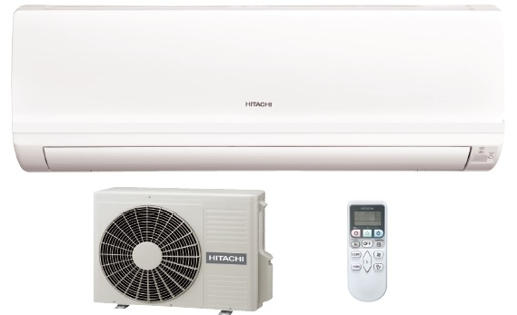 Aer conditionat APARAT AER CONDITIONAT HITACHI 9000 BTU INVERTER ECO COMFORT