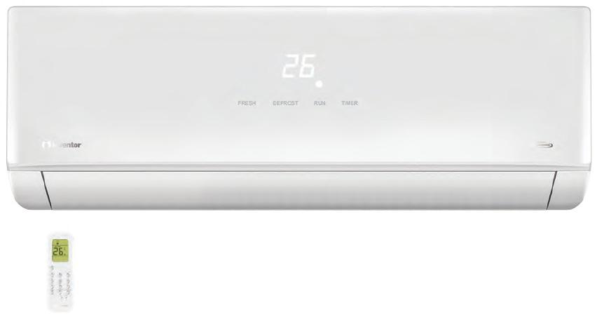Aer conditionat Aparat Aer Conditionat Inventor Gama Life Inverter 9000 BTU/h-Model 2015