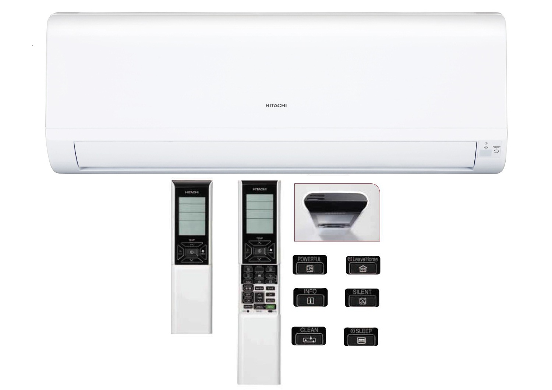 Aparat Aer Conditionat HITACHI 18000 BTU INVERTER, RAK50-PPA