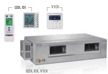 DUCT INVENTOR IMDI60 60000 BTU COMPRESOR ON/OFF