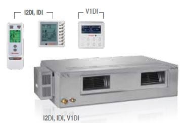 DUCT INVENTOR IMDI60 60000 BTU COMPRESOR ON/OFF