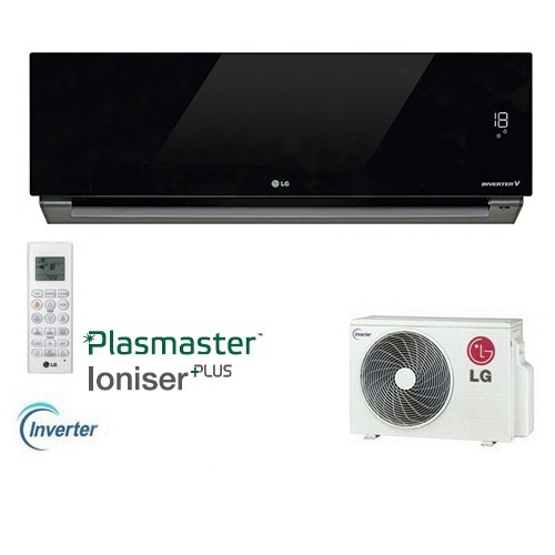 Aparat de aer conditionat LG ARTCOOL Slim Mirror Inverter V A12LL 12000 Btu/h