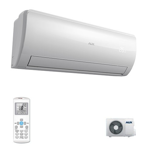 Aer conditionat AUX DC Inverter, A++, Led Display, Ionizer, Bio Filter, Golden fin, Silver Ion Filter, iFavor, Wi-Fi Ready, 9000