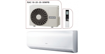 APARAT AER CONDITIONAT HITACHI RAK35PPB 12000 BTU INVERTER GAMA PERFORMANCE