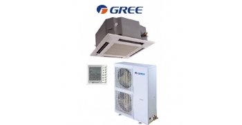 CASETA GREE cu REFULARE in 4 DIRECTII 48000 BTU CONSTANT SPEED (ON/OFF)