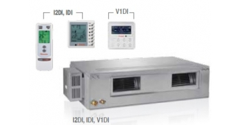 DUCT INVENTOR IDI60 60000 BTU COMPRESOR ON/OFF